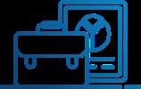 platforma danych icon
