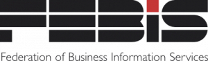FEBIS Federation of Business Information Services logo