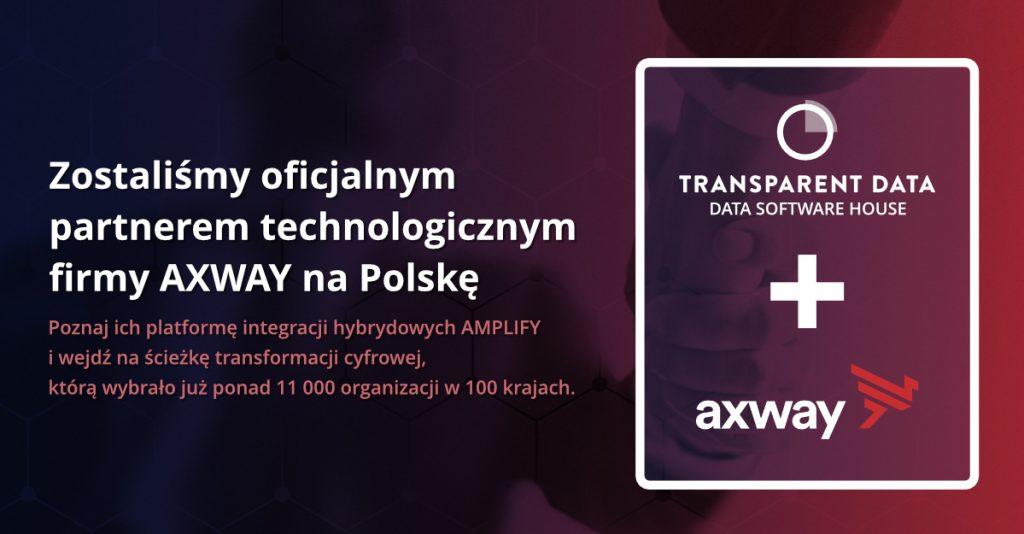 Partner Axway Polska Transparent Data